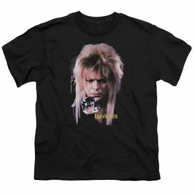 £15.21 • Buy Labyrinth Goblin King Youth T-Shirt (Ages 8-12)