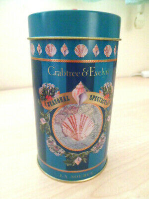 Crabtree & Evelyn A Seasonal Spectacular - La Source Gift Set In Tin • 6.99£
