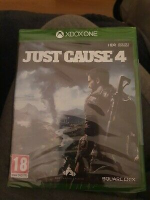 **Brand New** Just Cause 4 Video Game - Xbox One  • 3.50£