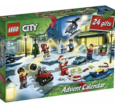 Lego City Advent Calendar - 2020 - LIMITED EDITION (60268) SELLING FAST! • 39.99£