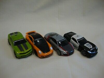 4 X Mega Bloks Need For Speed Vehicles 4 X Cars Only  • 12£