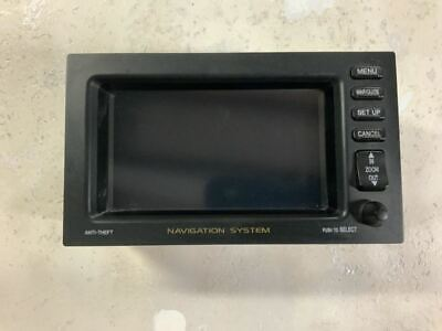 $179.95 • Buy Info-GPS-TV Screen Display Screen Dash Navigation Fits 03-05 PILOT 652996