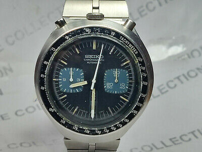 $ CDN890.19 • Buy Vintage SEIKO Bullhead Automatic Chronograph Mens Wrist Watch
