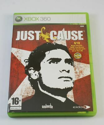 Just Cause (xBox 360) • 4.10£