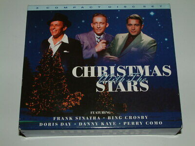 Christmas With The Stars 3 CD Boxed Set - Various Artists   • 4.99£