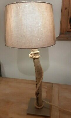Driftwood Table Lamp • 60£