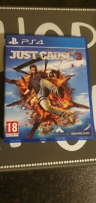 Just Cause 3 Ps4 • 7£