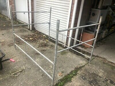 Scaffold Tower Used • 49£