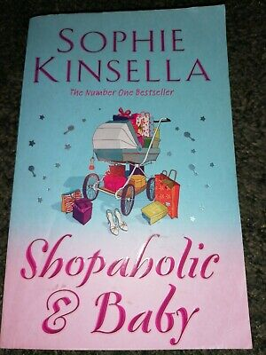 Shopaholic And Baby: (Shopaholic Book 5) By Sophie Kinsella (Paperback, 2007) • 1.49£