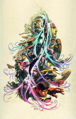 $14.50 • Buy Street Fighter Poster 16in X 24in  - FREE SHIPPING