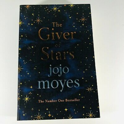 AU14.95 • Buy The Giver Of Stars By Jojo Moyes Paperback - FREE POST