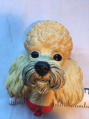£15 • Buy Bossons Poodle Head
