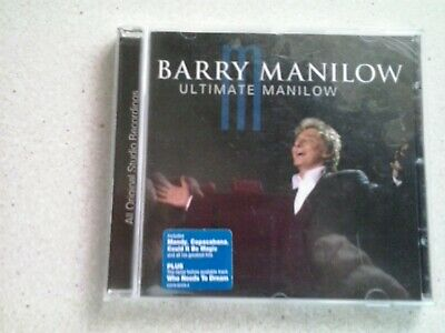 Barry Manilow - Ultimate Manilow (2004) CD • 3£
