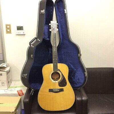 Yamaha FG-251 Acoustic Guitar With Hard Case Orange Label • 385.31£
