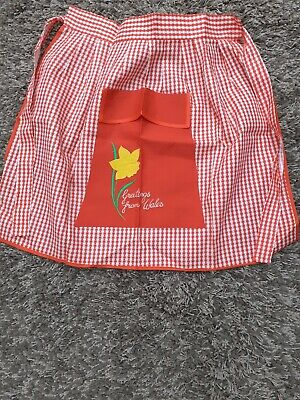 Cooking Apron/Pinny Half Waist • 2.50£