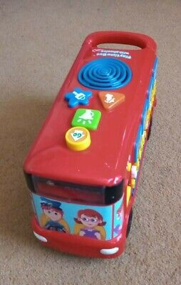 VTech Playtime Bus With Phonics • 4£