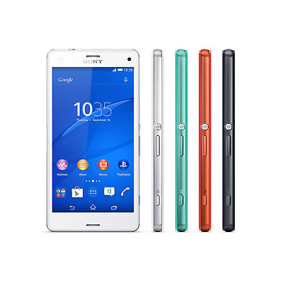 $ CDN86.34 • Buy Sony Xperia Z3 Compact D8503 16GB | Unlocked/Choose Network | All Colours