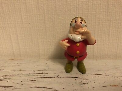 "Disneys Snow White And The Seven Dwarfs ~ Doc ~ Mini Figure 2"" • 4.95£"