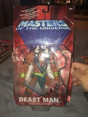 $26 • Buy NEW  MOTU Masters Of The Universe 200X  Beast Man