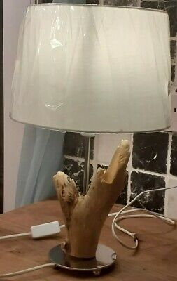 Driftwood Table Lamp • 35£