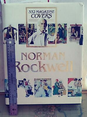 $ CDN29.83 • Buy 1979 Norman Rockwell 332 Magazine Covers Christopher Finch HC Dustcover 12 X 15