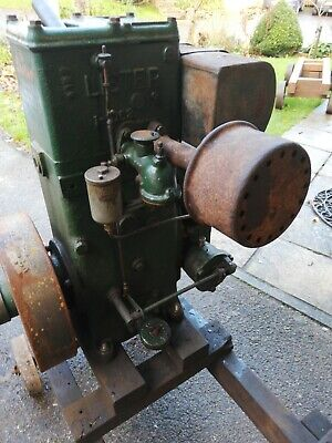 Lister D 2hp Stationary Engine • 220£