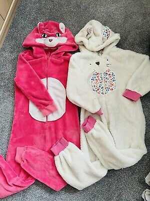 Next Onsie X2 (Not Gerber) Age 7 And 8 Years • 2.99£