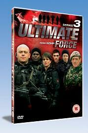 Ultimate Force - Series 3 (DVD, 2005) • 0.99£