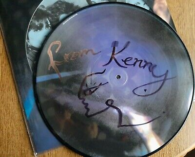 Siouxsie And The Banshees - Signed By Kenny Morris - Scream Picture Disc • 155.52£