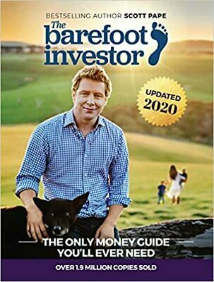 AU32.95 • Buy The Barefoot Investor 2020 Update: The Only Money Guide You'll Ever Need, NEW