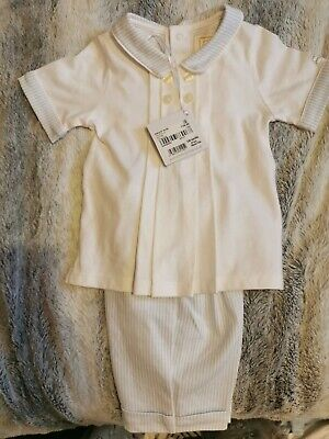 Emille Et Rose Baby Boy Outfit 12 Months  • 25£