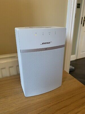 BOSE SOUND TOUCH 10 In White • 50£