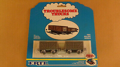 Ertl Thomas The Tank ,troublesome Trucks ,on Card Sealed Un Opened Diecast 1705 • 4.99£