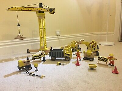 Pintoy Wooden Constructiion Toys • 35£