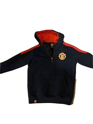 Manchester United Hoodie Age 8-9 • 5.50£