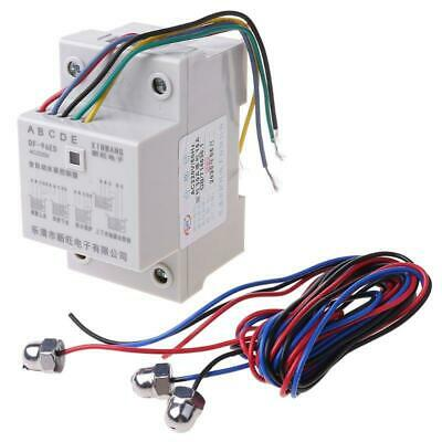 £11.61 • Buy Automatic Water Level Controller Switch 10A 220V Water Tank Liquid Level Sensor