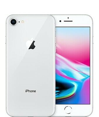 AU222.50 • Buy Apple IPhone 8 - 64GB - Silver White