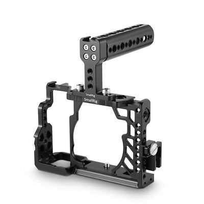 $ CDN155.25 • Buy SmallRig Cage Kit For Sony Alpha A7 II/A7R II/A7S II Mirrorless Digital Camera