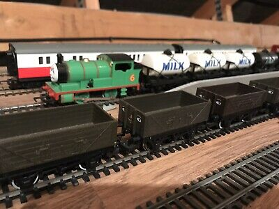 Hornby Thomas And Friends Two Brown Troublesome Trucks • 1£