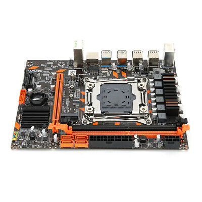 AU162.02 • Buy PC Motherboard For X99 CPU Slot For LGA 2011-3 DDR4 2666/2400/2133MHz Dual