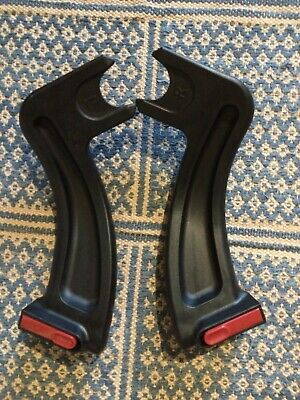 Micralite Fastfold Car Seat Carrycot Adapters. Maxi Cosi, Joie, Cybex, Be Safe • 20£