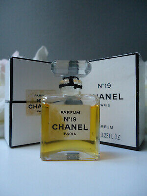 £79 • Buy CHANEL No19 PARFUM 7ml Priceless Vintage 1970s New NOT Sealed Nr Mint Bottle Box