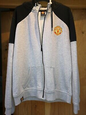 Manchester United Zipped Hoodie/Jacket XL New NO Tags • 17£