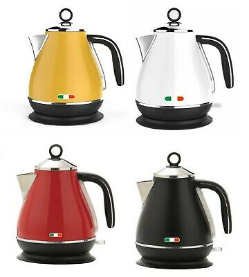 AU59.99 • Buy Vintage Electric Kettle 1.7L Stainless Steel Auto OFF 2200W Not Delonghi 4Colors