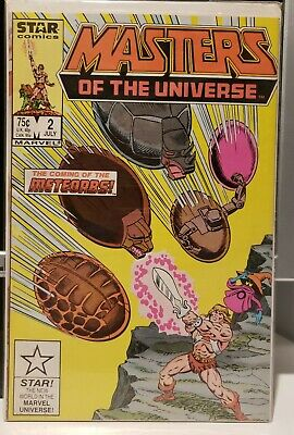 $1.29 • Buy MASTERS OF THE UNIVERSE #2 (1986)  VERY FINE/NM Condition-FREE SHIPPING