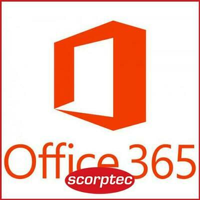 AU94.05 • Buy Microsoft QQ2-00982 Office 365 Personal 1 Year Subscription