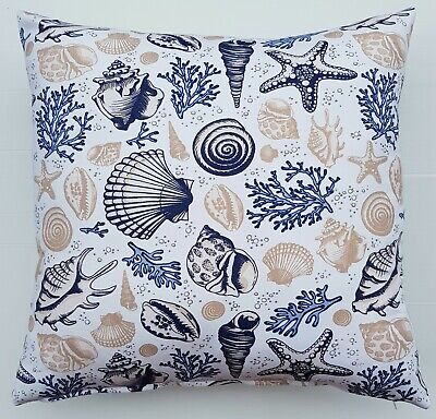 AU25 • Buy Handmade Hamptons Beach Home Decor  Cushion Cover 60x60 New