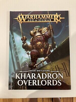 AU6 • Buy Kharadron Overlords Army Book (Old Version)