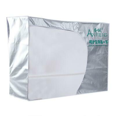 AU18.60 • Buy Outdoor Air Conditioner Cover Anti-Dust Anti-Snow Waterproof Sunproof For Home