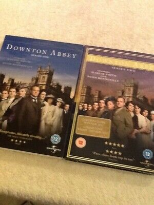 Downtown Abbey Series 1-2 New Sealed DVD  • 7£